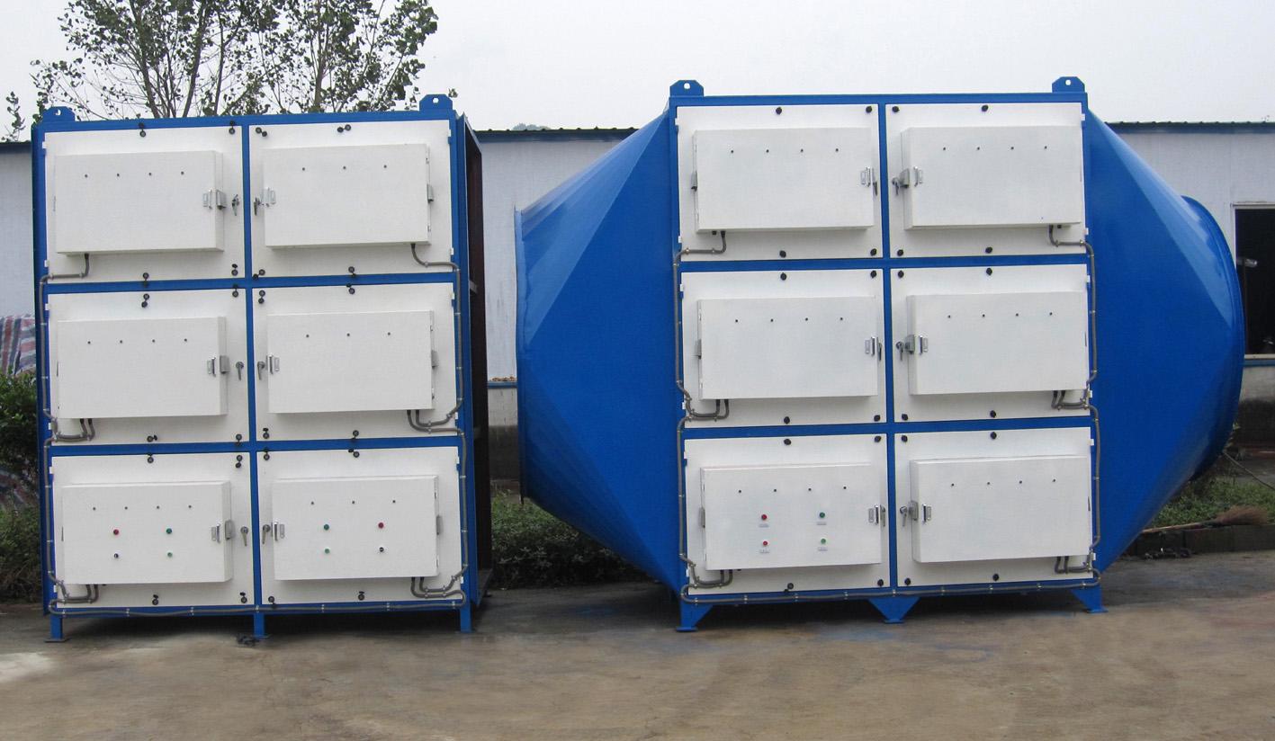 直销喷涂废气处理设备 布袋除尘器 单机除尘器 喷涂废气处理设备报价