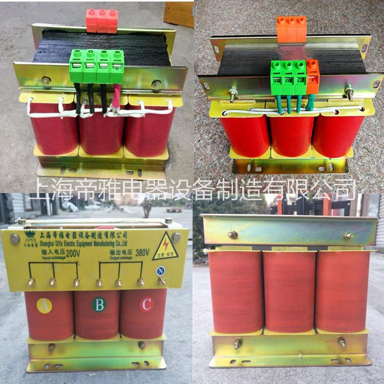 SBK变压器  专业生产SG/SBK三相干式变压器 足功率 380v/200v三相变压器 SBK变压器