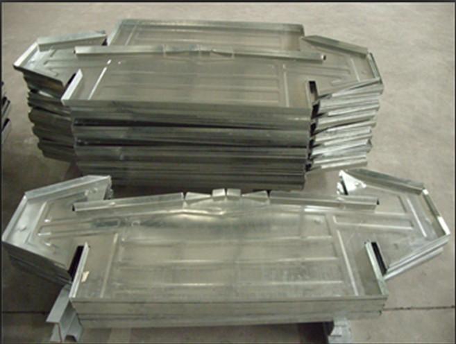上海1200型镀锌板气楼片厂家