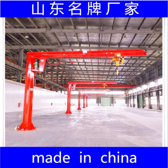 供应立柱式悬臂吊 小型单臂吊 电动旋转 500kg 1吨 2吨 3吨 悬臂吊