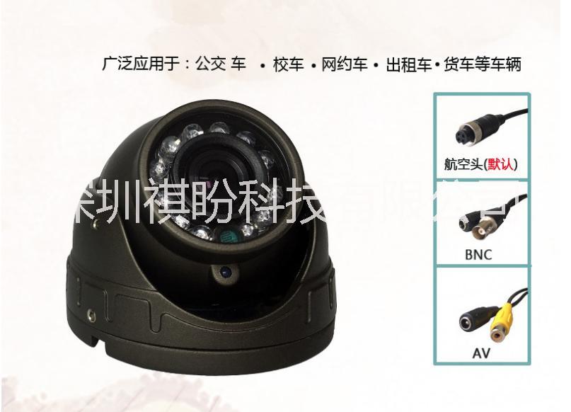 厂家直销 金属猪嘴车载摄像头 SONY  CCD