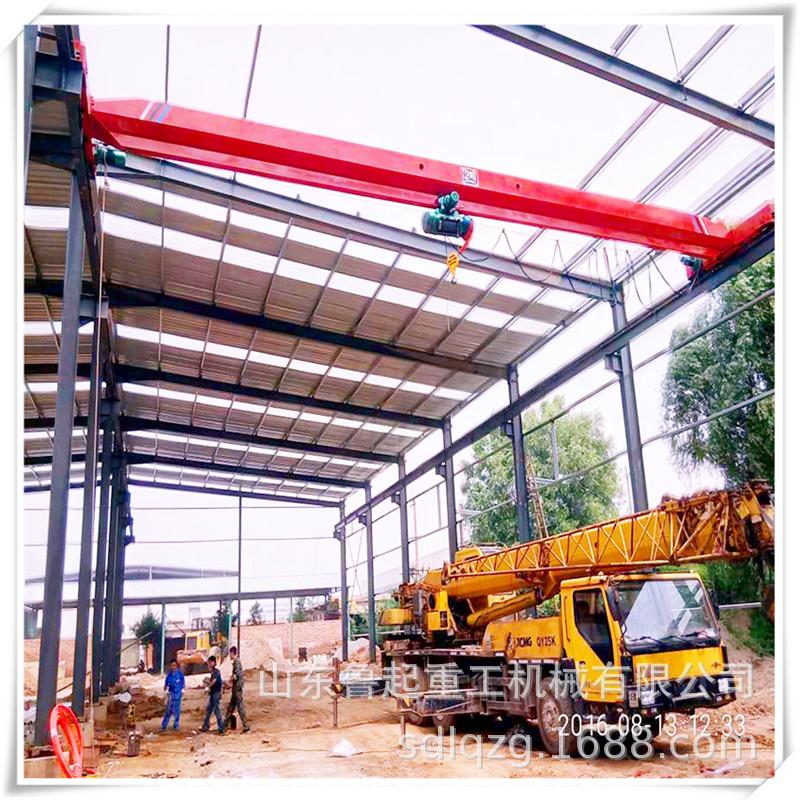 精品定制 LD型5吨电动单梁行车 桥式5吨天车 单梁起重机  LD型5吨电动行车