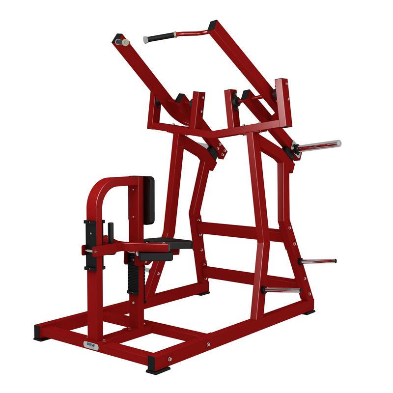 上斜推胸训练器,健身器材价格,山东健身器材厂家直销