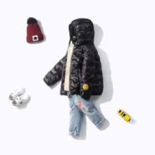 童装厂家货源批发儿童棉服羽绒服价格便宜