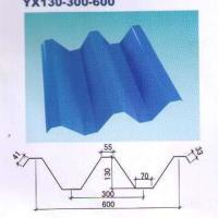 徐州宝骏彩钢板屋面YX130-300-600厂家直销|彩钢板YX130-300-600