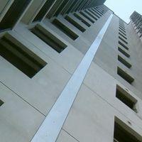 铝合金墙面变形缝 墙面变形缝厂家直销