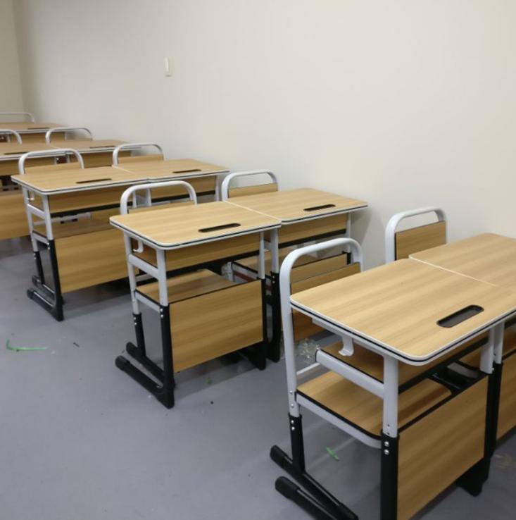 培训桌椅价格  培训桌椅厂家直销 培训桌椅哪家好 学生桌子家具课桌椅 简约现代新款培训桌椅 钢架学生课桌椅子批发