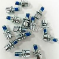 佛山专业螺母涂胶加工 标准件涂胶加工 零件涂胶加工 内螺纹涂胶加工