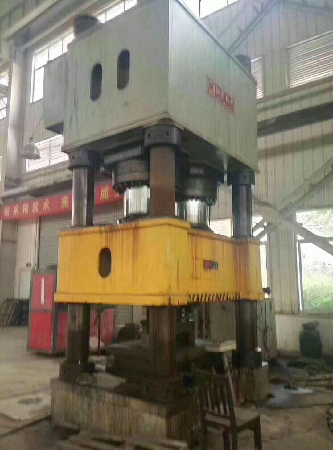 河北液压机 四柱式液压机优质厂家直销  品质保证