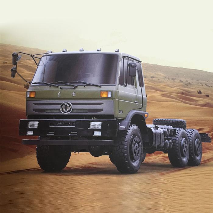 东风六驱沙漠越野车,6×6全驱越野载货车报价EQ2220,东风专底六驱越野卡车EQ2220GD5D报价