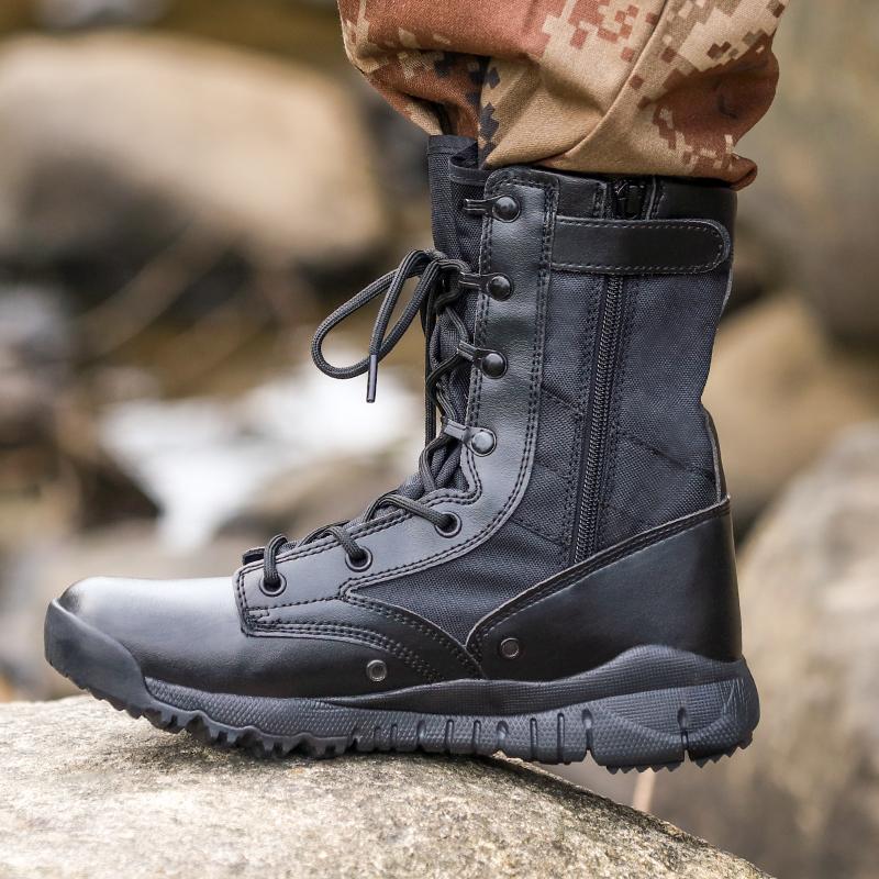 超轻CQB作战靴 超轻作战靴厂家  超轻作战靴报价