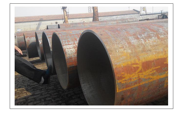 热扩大口径无缝钢管厂家直销/外3PE内8710防钢管/无溶剂环氧陶瓷防腐钢管
