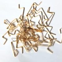 高端电子产品电镀厚金加工厂,进出口五金零件镀24K真金电镀公司