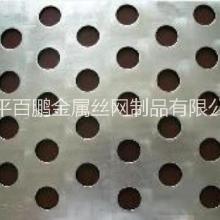 不锈钢圆孔网消音孔板 圆孔网过滤网片 冲孔网过滤板 室内外装饰不锈钢圆孔网图片