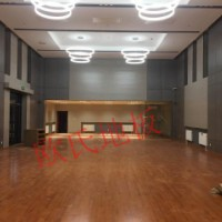 广州市 CBA级篮球木地板厂家 专业羽毛球木地板全国施工