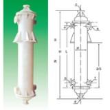 供应石墨改性聚丙烯列管式换热器、冷凝器