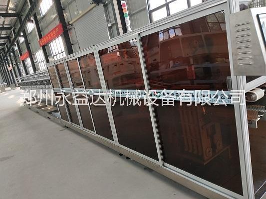 YYD-WT200(10道)全自动婴儿湿巾生产线
