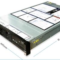 联想X3650M5,1xE5-2609v4,1.7GHZ,8核1x16GB DDR4,8x2 联想X3650M5