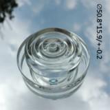 菲涅尔螺纹镜 异形高硼硅玻璃器件
