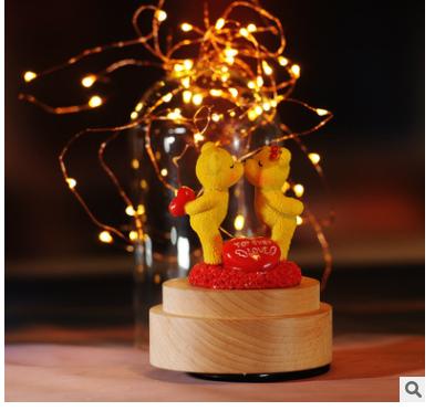 火树银花灯北欧创意台灯结婚礼物生日礼品 玻璃圆罩灯批发3号仓库
