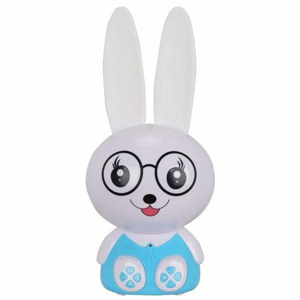 广东厂家直销骄人斗dou牛士智能早教机器人 儿童课程学习  e号乘兔智能早教机器人
