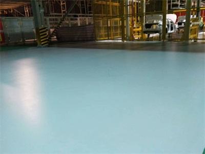 合贝彩色水泥基自流平厂家直销自流平水泥 车库厂房办公室地坪质量保证强度高