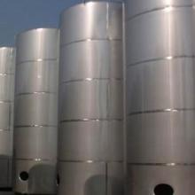 二手儲罐供應商化工儲罐收購銷售廢舊不銹鋼儲罐二手儲罐價格圖片