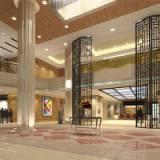 酒店不锈钢屏风 佛山金非凡设计 酒店不锈钢屏风价格