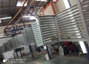 铝合金空调罩生产厂家图片