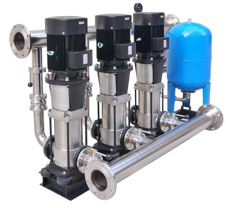 全自动智能变频恒压供水设备