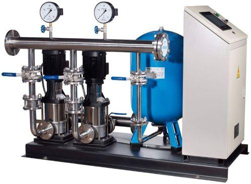 认识恒压变频供水设备