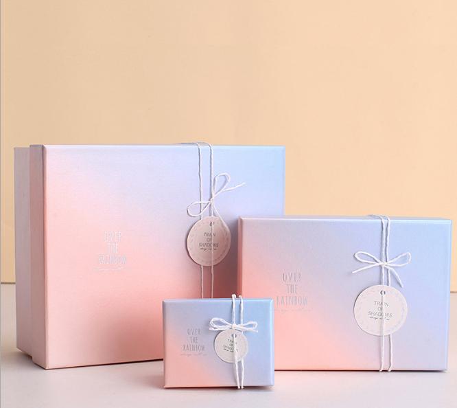 高档精装盒化妆品包装礼盒
