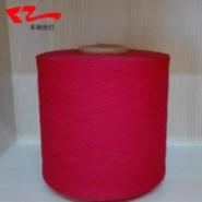 大红色棉纱21支图片