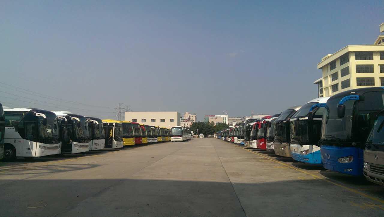 北京考斯特中巴出租 旅游大巴租车服务