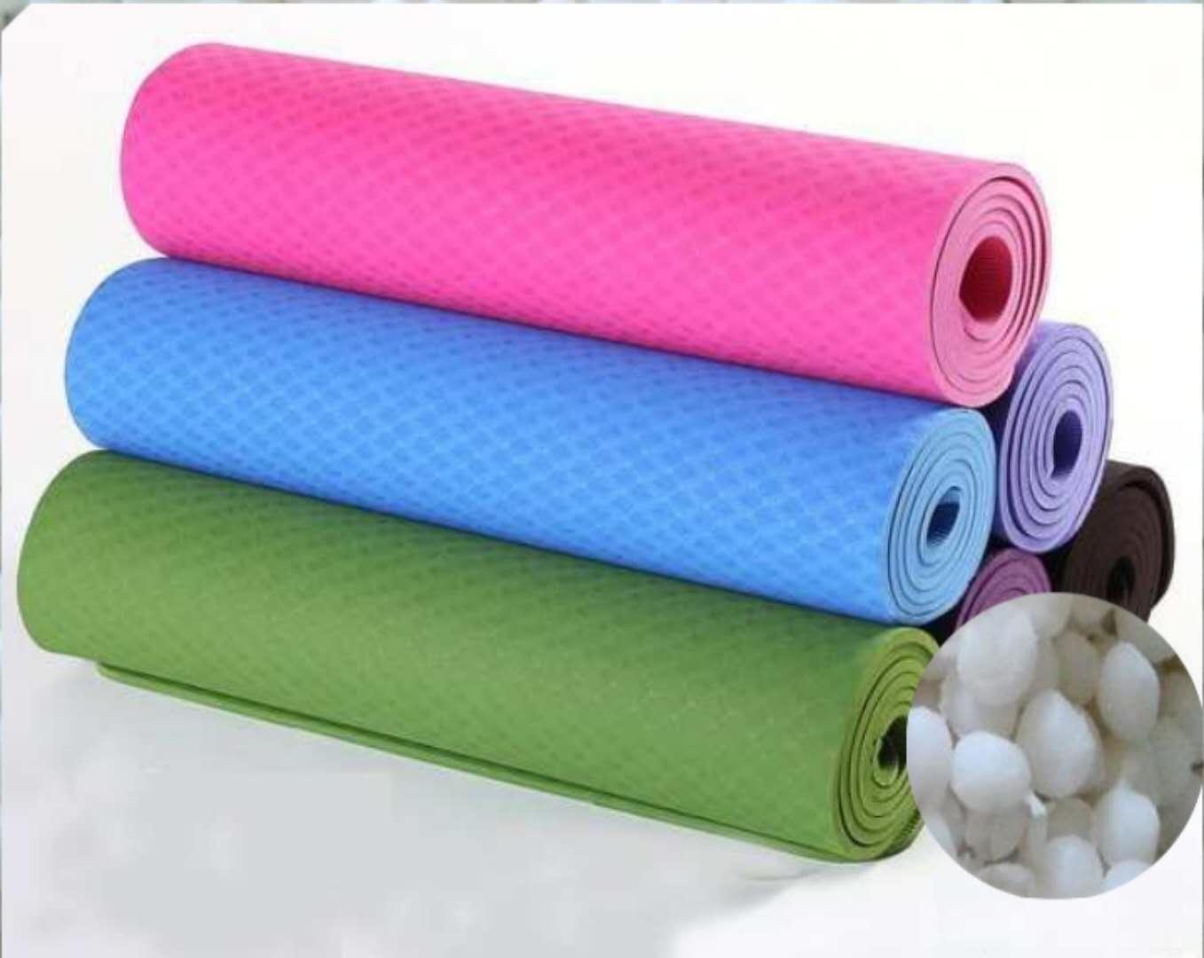TPE瑜伽垫料 TPE 瑜伽垫 料 TPE瑜伽垫 料