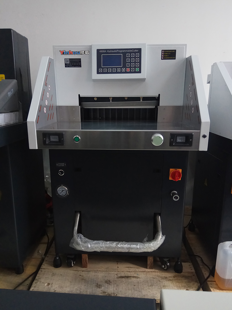 液压切纸机 印后4908A