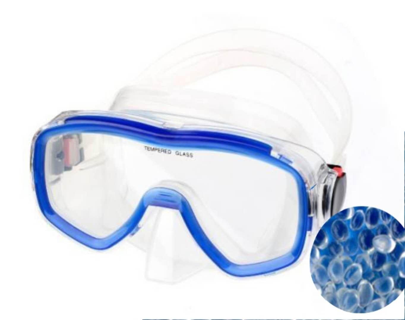 TPR游泳镜料