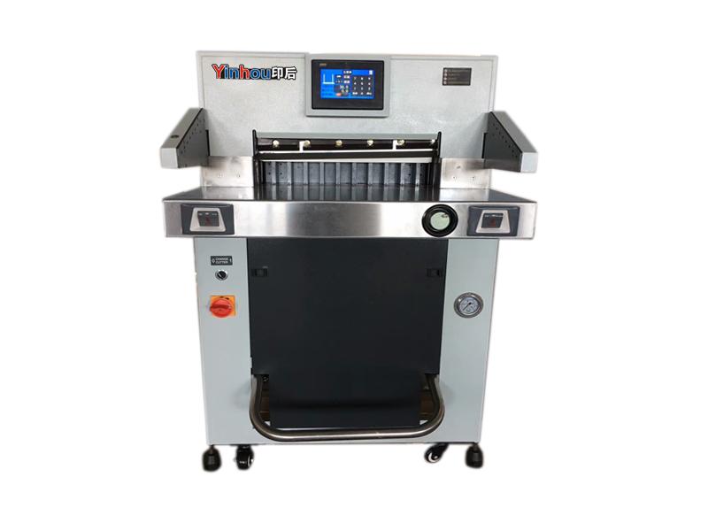 液压切纸机 印后Y49触屏