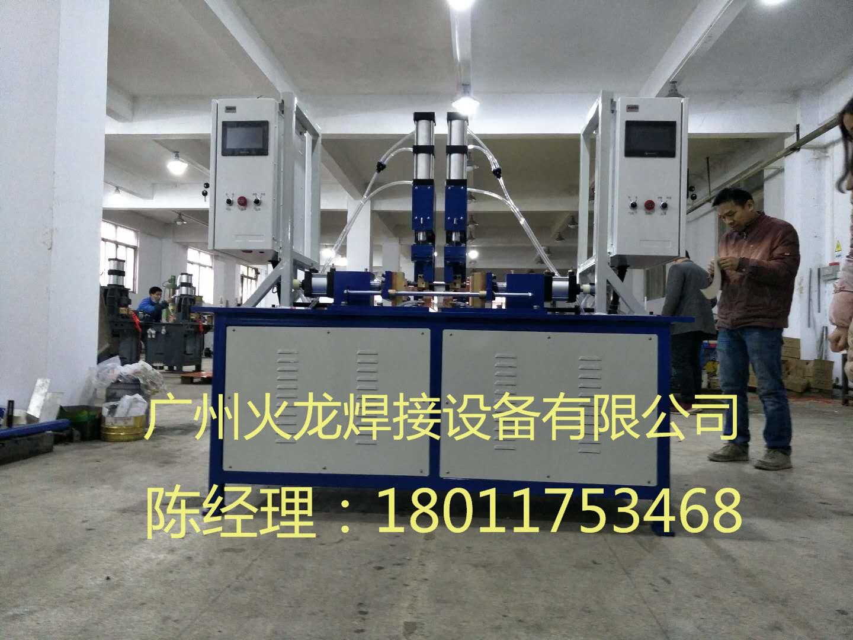 T型焊接设备网片线材扁铁T焊机