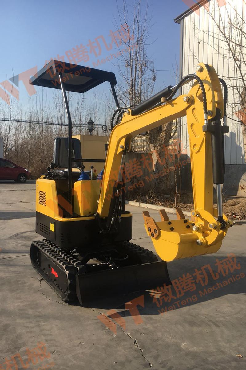 国产10型微型挖掘机 国产10型微型挖掘机农用小挖机