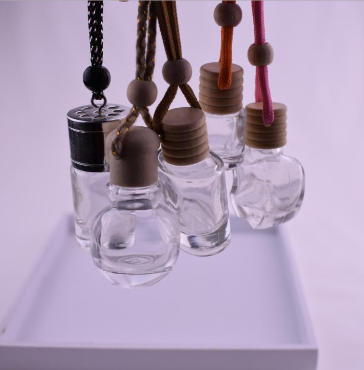 汽车香水瓶 精油香薰瓶 香薰瓶厂家 玻璃瓶供应商