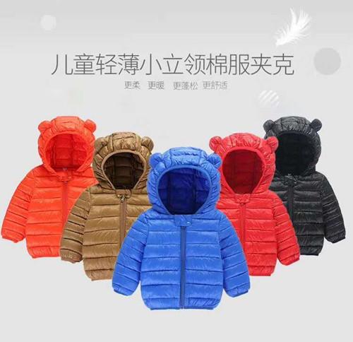 武汉儿童棉服棉衣批发货源