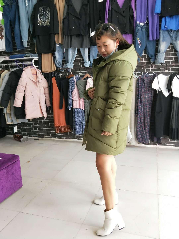 供应中长款女外套中长款女外套哪家好中长款修身女外套