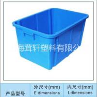 昆山开发区630斜插箱,苏州张浦塑料周转箱厂家