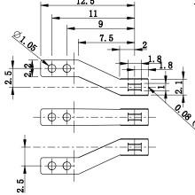 弹片是什么?弹片在滑环上的作用是什么?定制滑环弹片