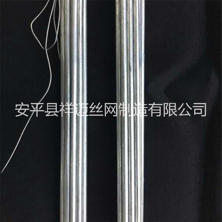 厂家直销14号镀锌铁丝黑铁丝2.0mm2.2mm热镀锌铁丝2.3mm直条铁丝