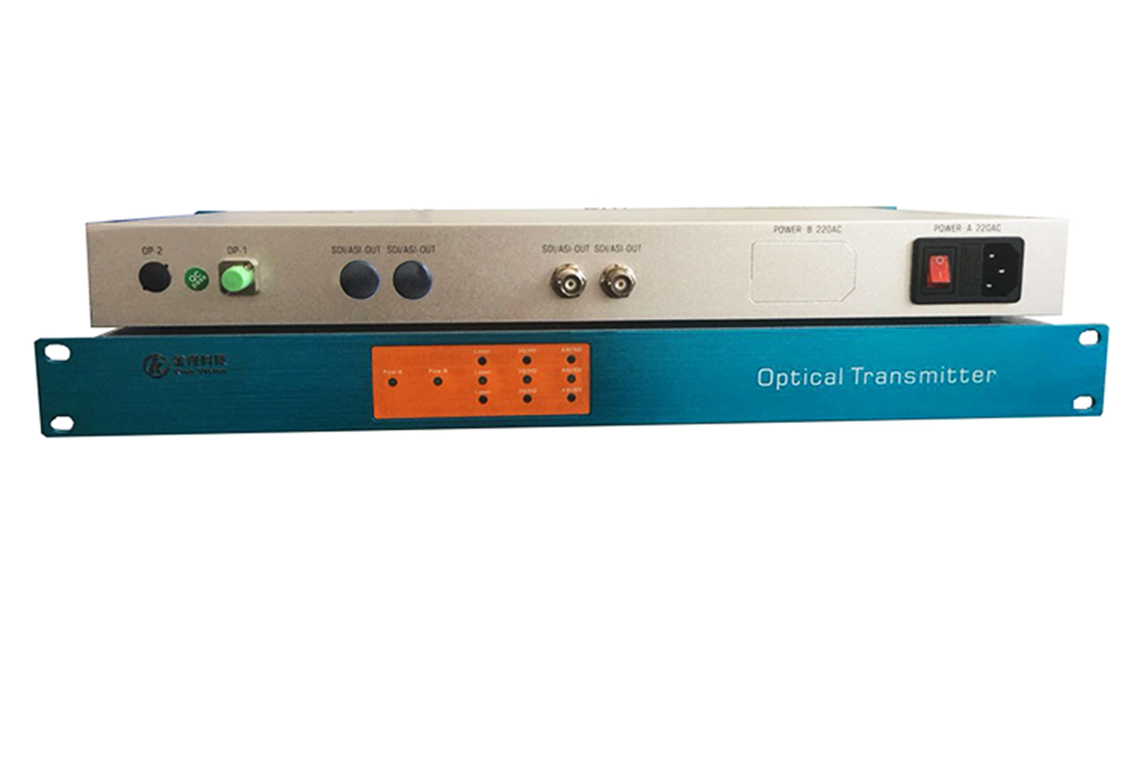 广播级 SDI视频光端机