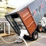 力丰集装箱货柜袋 内衬袋专业生产商 适用于大豆 咖啡豆 粮食作物 面粉 淀粉集装箱散装