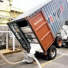 力丰集装箱货柜袋 内衬袋专业生产商 适用于大豆 咖啡豆 粮食作物 面粉 淀粉集装箱散装批发