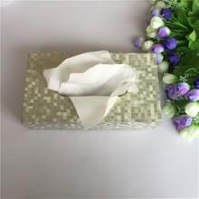 纸巾盒 纸巾盒酒店简约木质餐巾盒多功能创意抽式纸巾包装盒批发